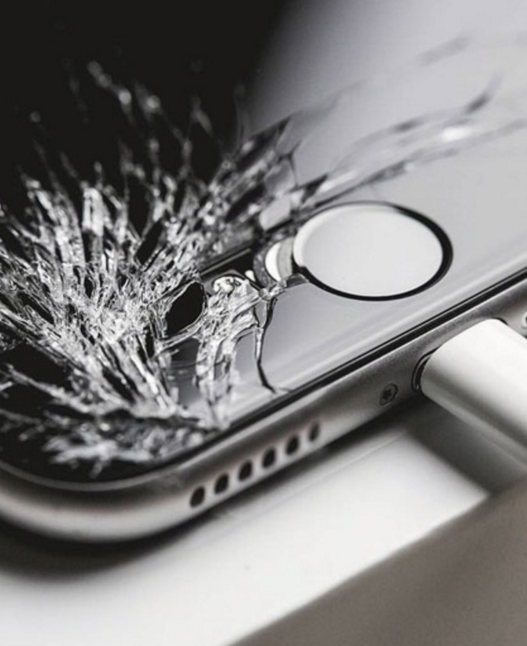 Починка стекла смартфона