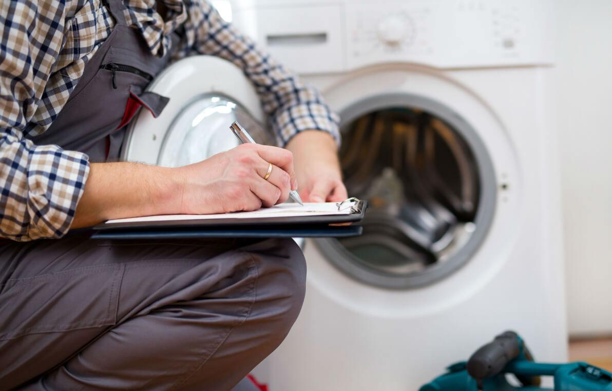 Своевременный ремонт стиральной машины