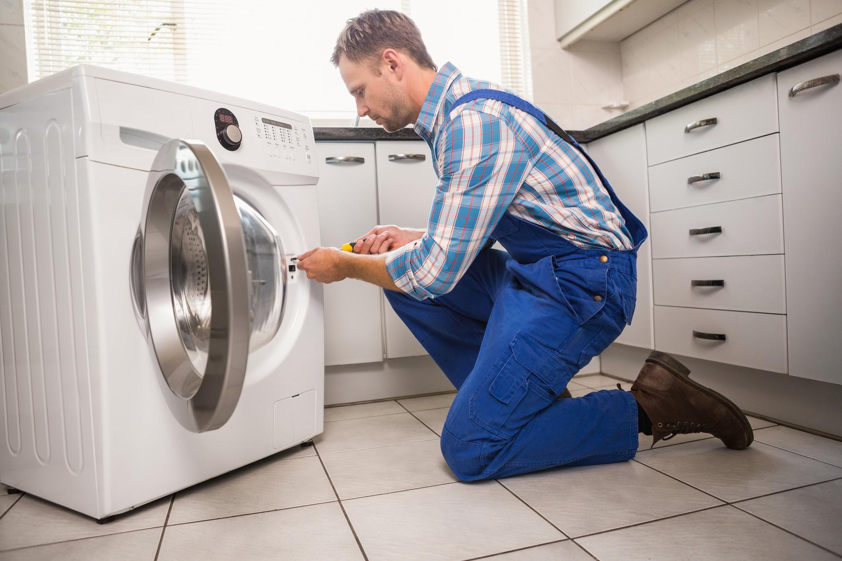 Ремонт стиральной машины с гарантией