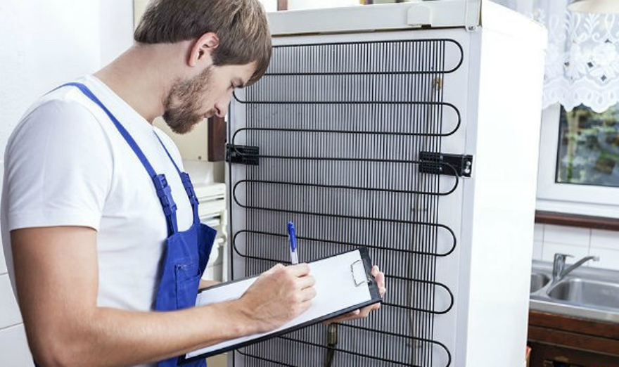 Услуги по ремонту холодильника